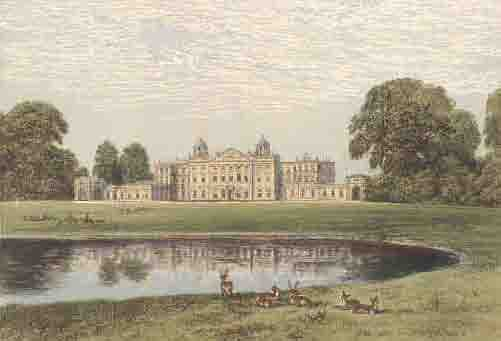 Badminton House and Landscape Garden