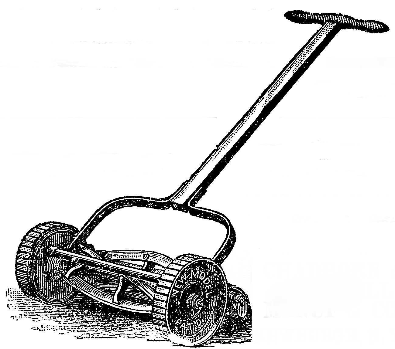 A cylinder (reel) mower